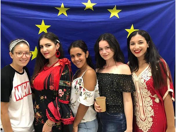 Read the erasmus+ story of our member Iva Hiljadnikova
