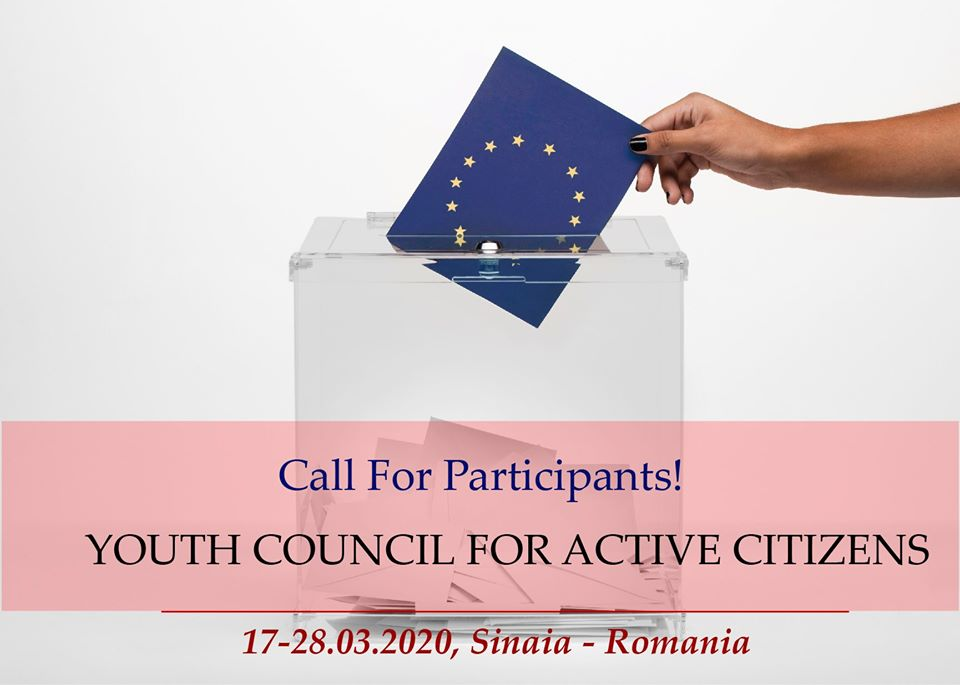 Call for Participants: Youth Council for Active Citizens
