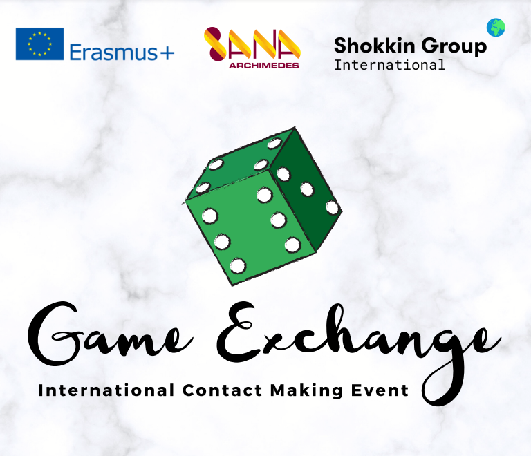 Game Exchange – International Contact Making Event