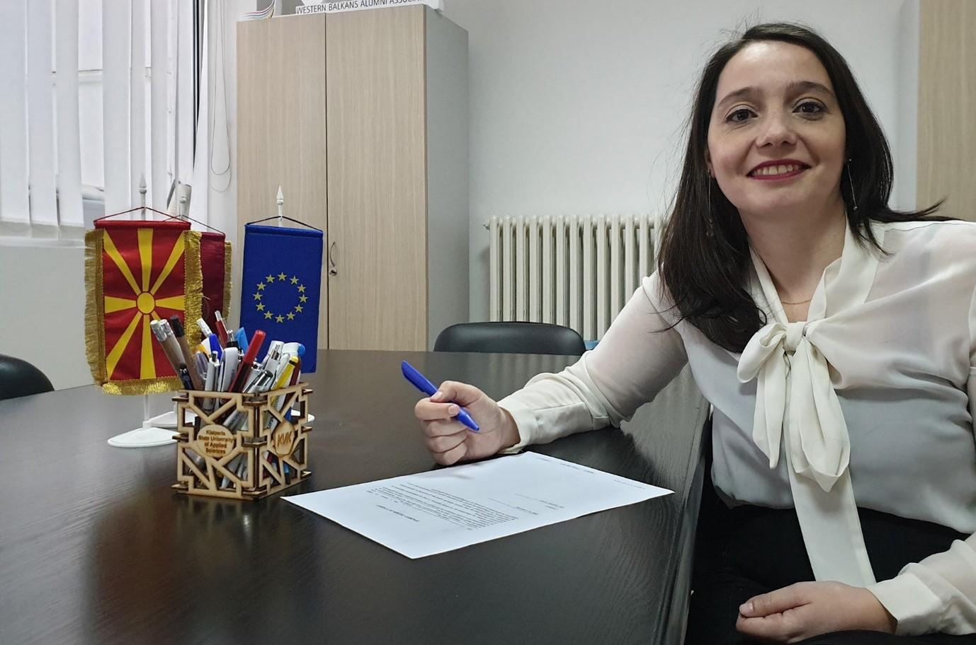 Meet our trainer Svetlana Jakimovska!