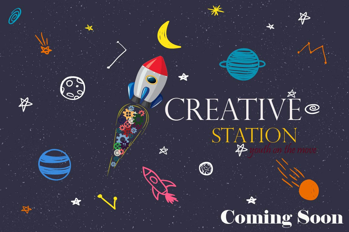 CREATIVE STATION – Youth On The Move