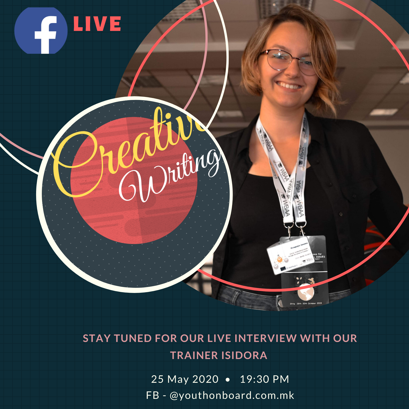 Interview with Isidora: Creative Writing Workshop