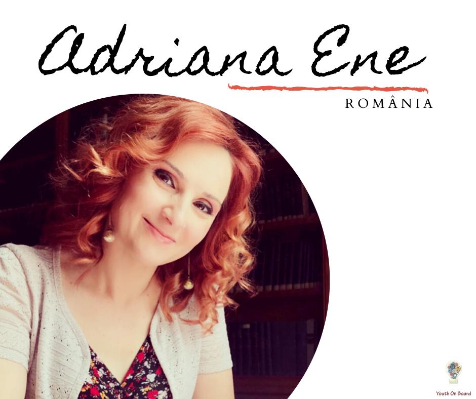 Adriana Ene – România