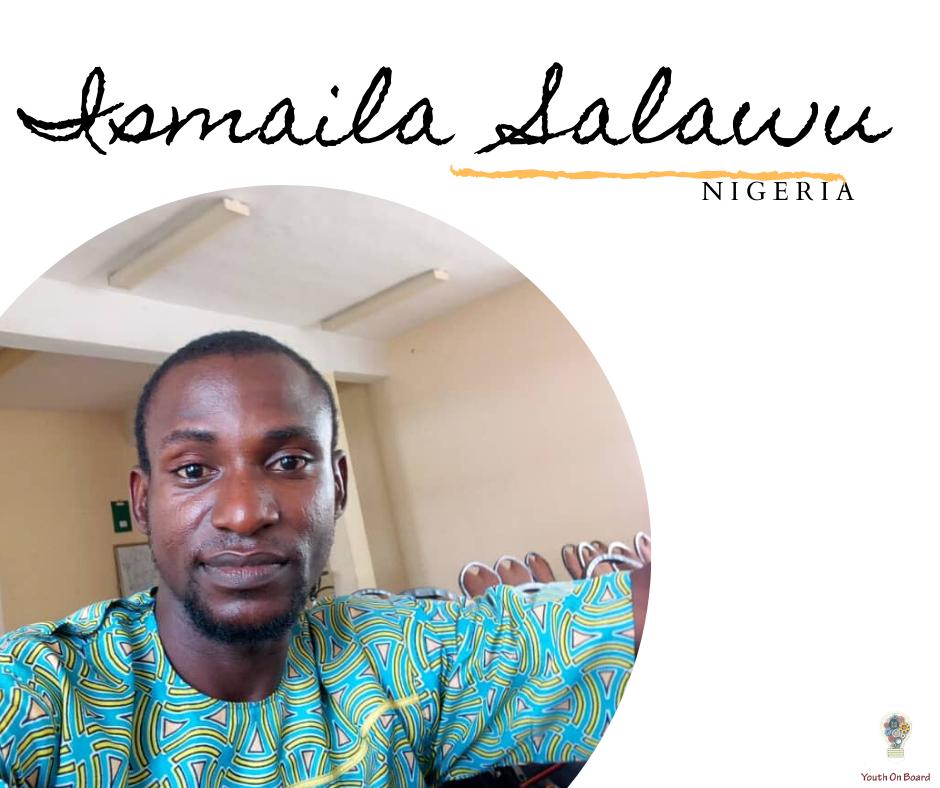 Ismaila Salawu – Nigeria