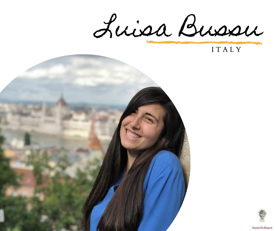 Luisa Bussu – Italy