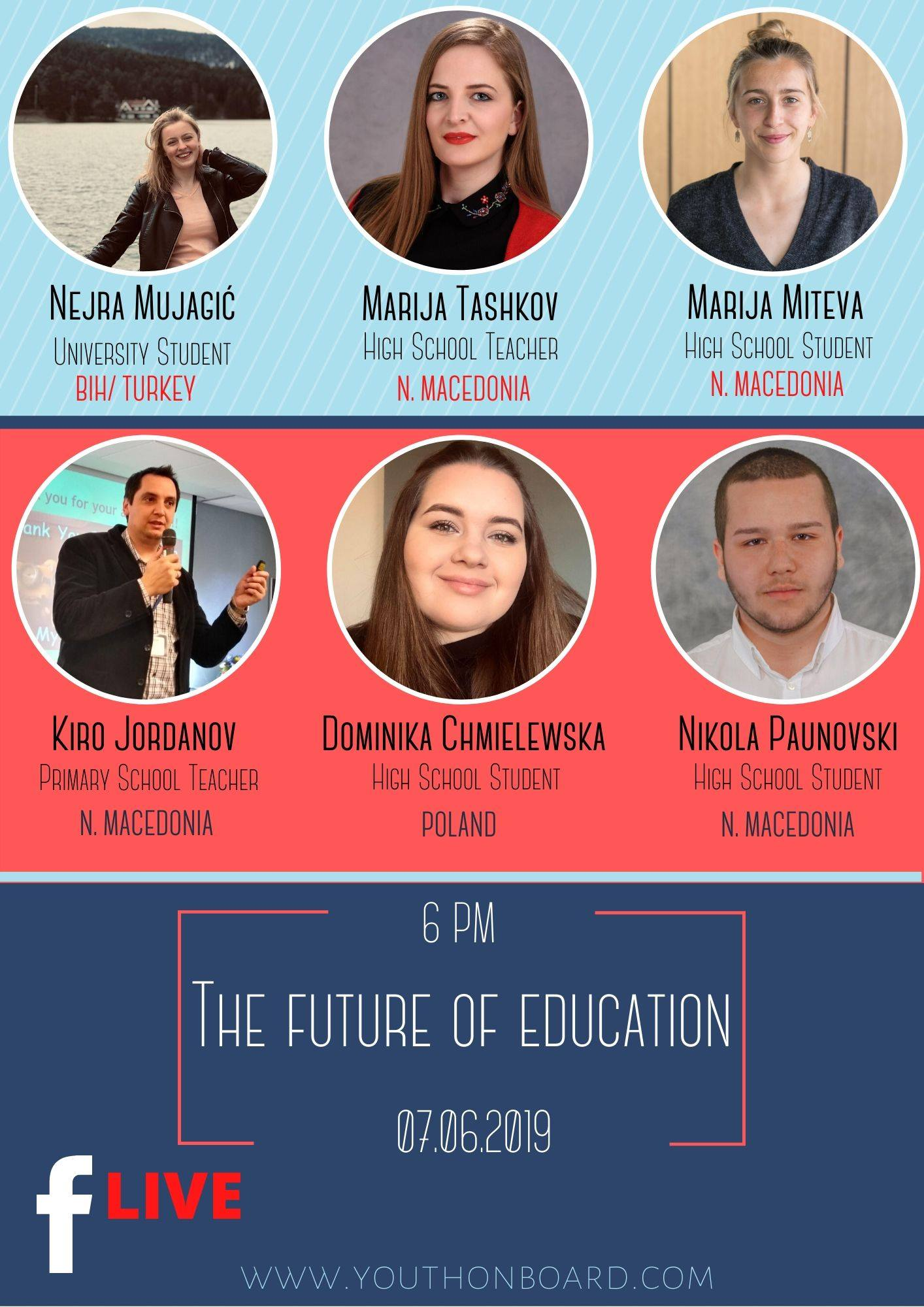 The Future of Education – Panel Discussion