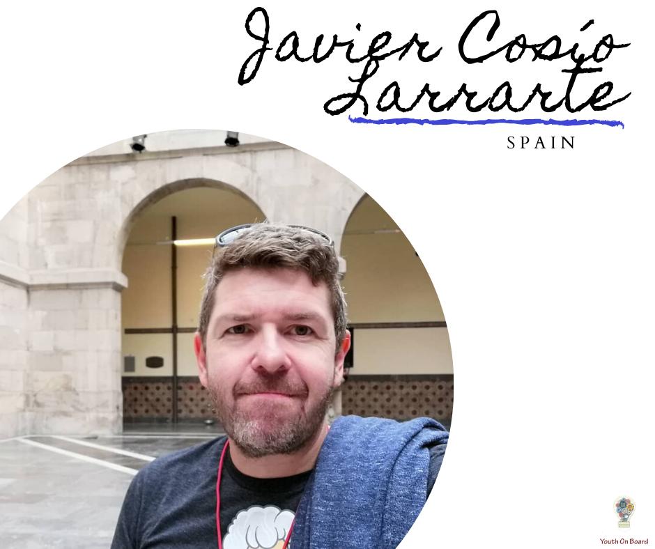 Javier Cosío Larrarte – Spain