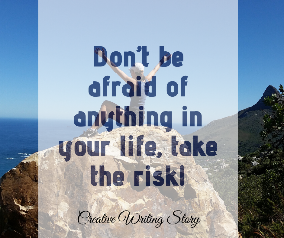 Take a Risk by Maria Christodoulou