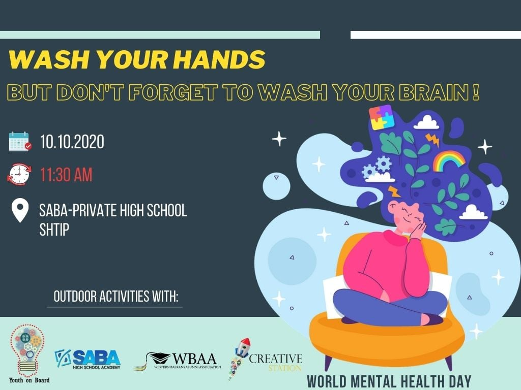 YOB celebrates World Mental Health Day