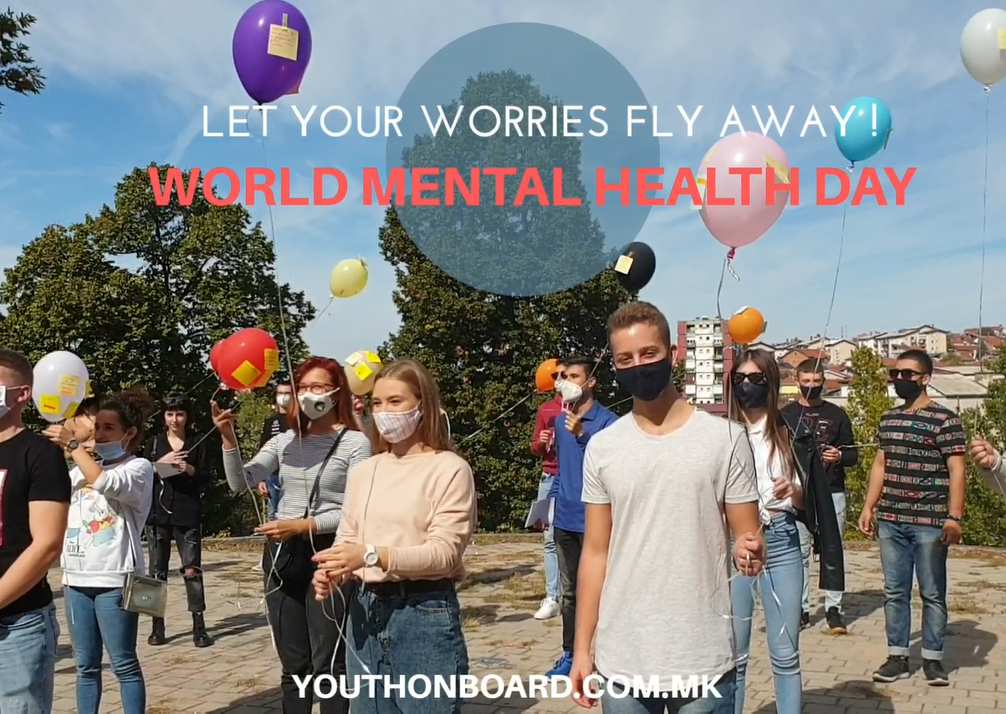 YOB celebrates World Mental Health Day (Video)