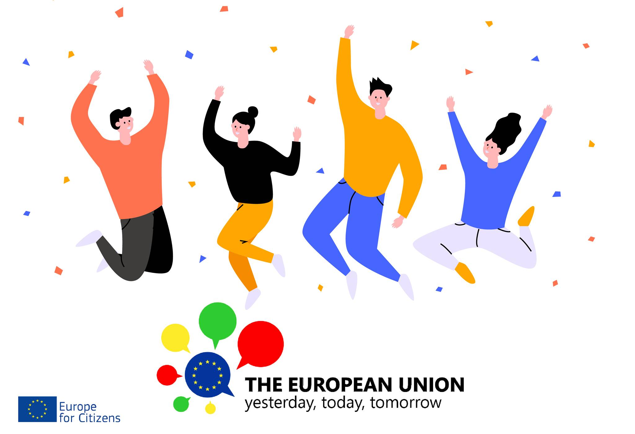 Europe for Citizens Project: The European Union – Past, Present, Future